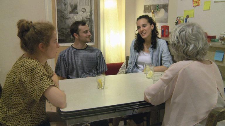 Habitat - Couverture Film 10 : Paroles de jeunes. Penser plus tôt à plus tard